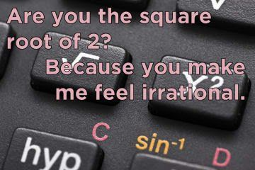 14 Spectacularly Geeky Chat Up Lines