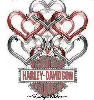 HARLEY DAVIDSON #harleydavidsongirlstattoos