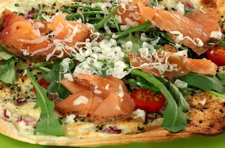 #flammkuchen #lachs #salmon  #soulfood #superfood #bbq #grillen #grill #food #foodporn #nomnom #lifestyle #foodbeast #eat #rostkost