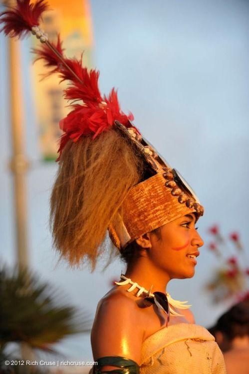 Taupou Samoa