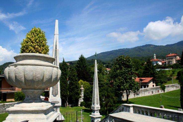 Le filande di Comerio e il Parco di Villa Tatti Tallacchini