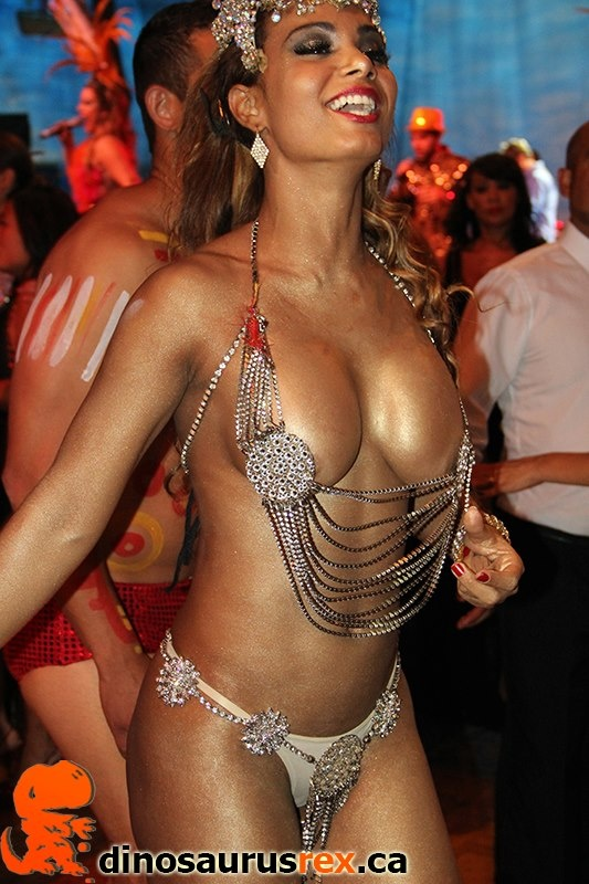 Brazilian Carnival Ball - Costumes 2012 #Toronto | www.dinosaurusrex.ca