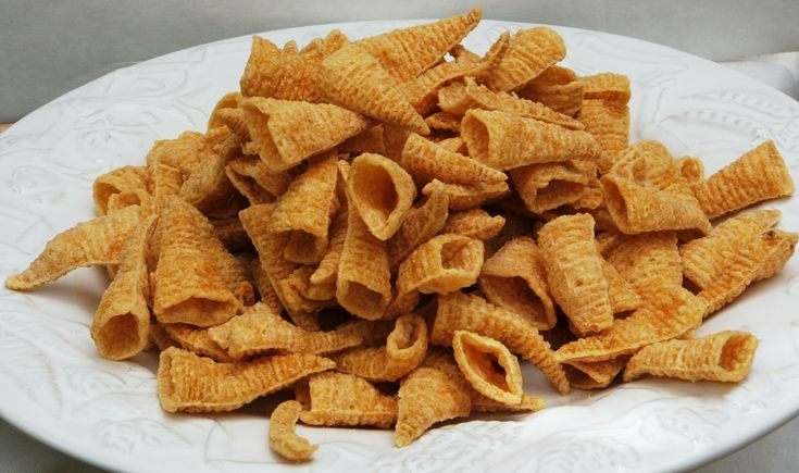 Google Image Result for http://upload.wikimedia.org/wikipedia/commons/a/a5/Bugles_brand_snack_food.jpg