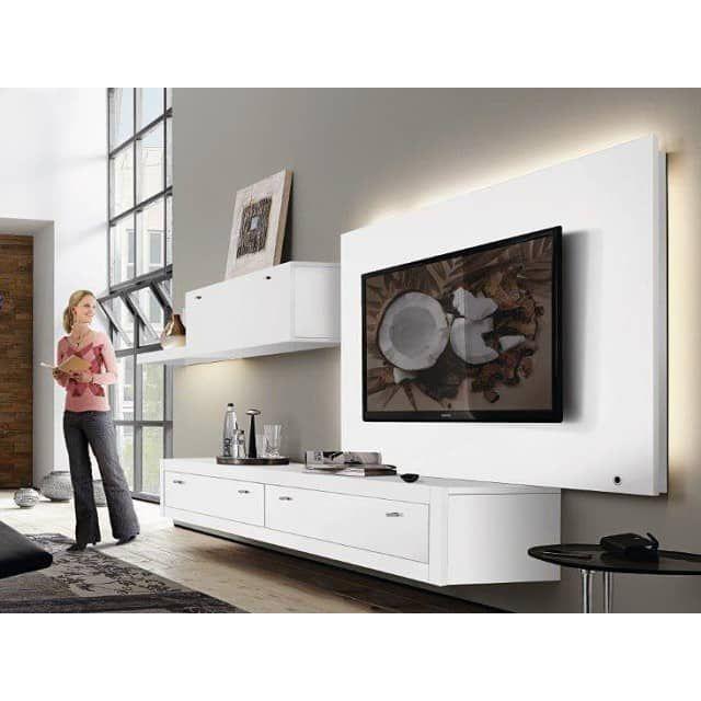 Perfect Wohnwand H LSTA Xelo OSTERMANN de Wohnzimmer Pinterest H lsta und Wohnzimmer