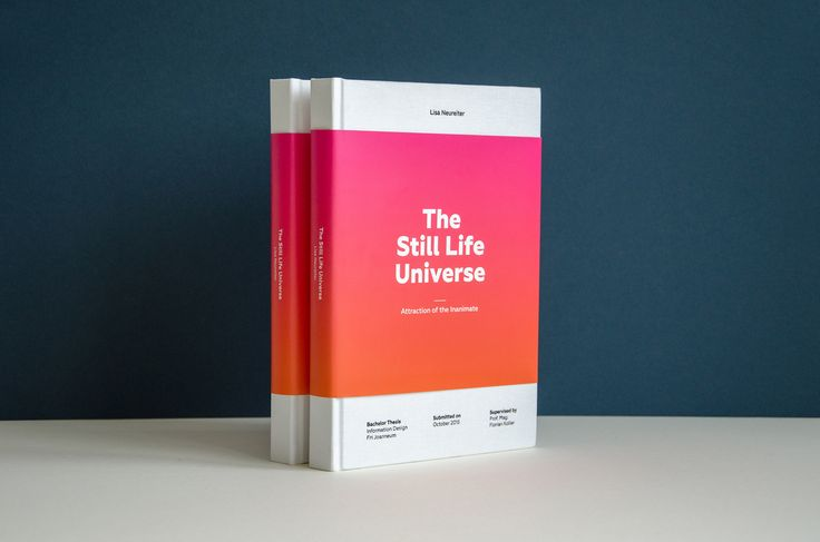 "다음 @Behance 프로젝트 확인: ""The Still Life Universe - Bachelor Thesis""…"