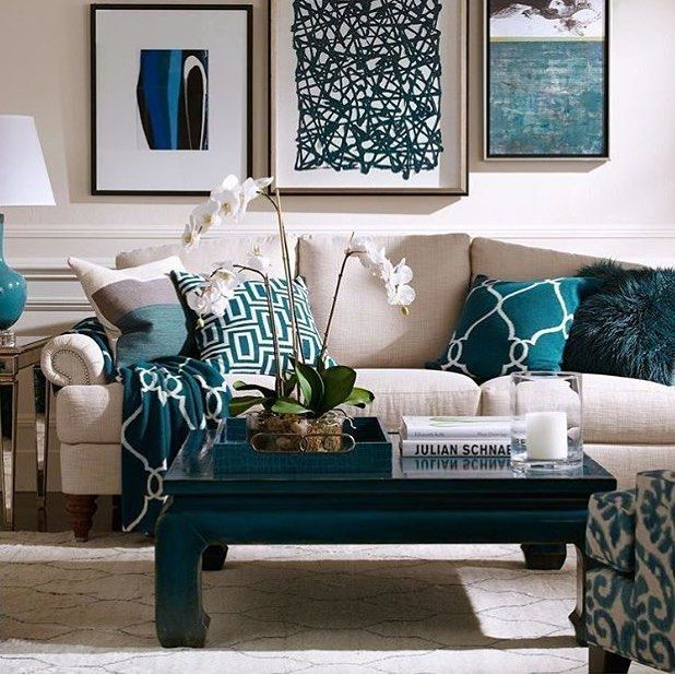 556 8k Posts See Instagram Photos And Videos From Designinspo Hashtag Black And White Living Room Decor Teal Living Room Decor White Living Room Decor #teal #grey #living #room