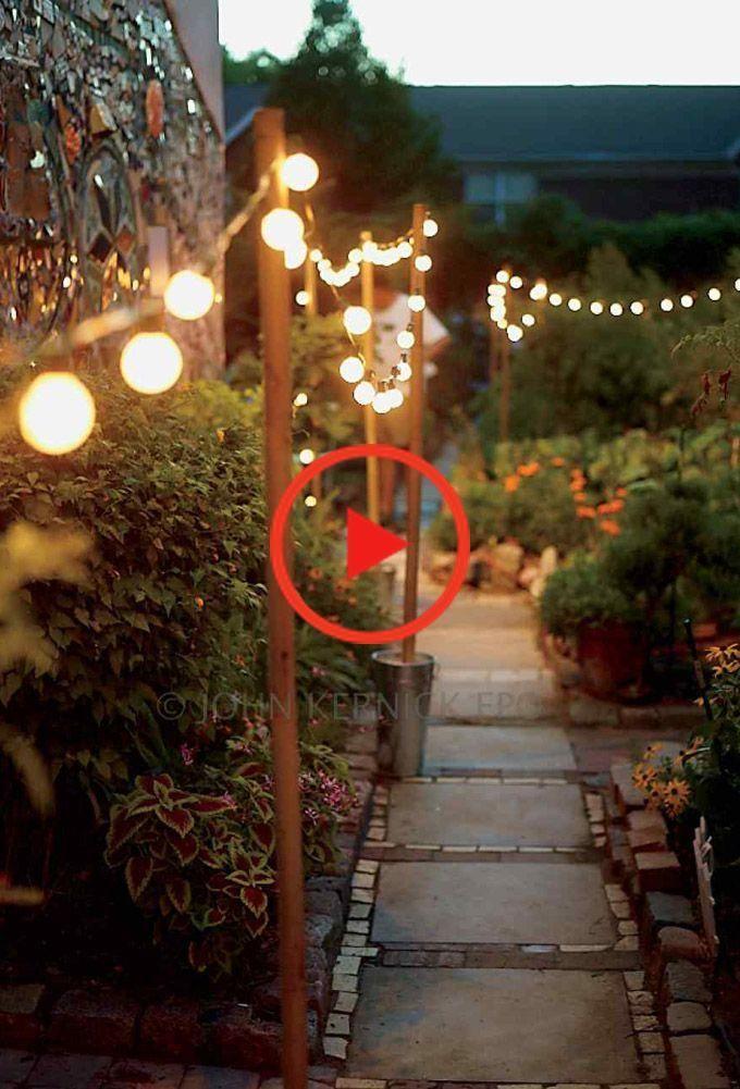 Solar Lights Ideas Outdoor Panosundaki Pin
