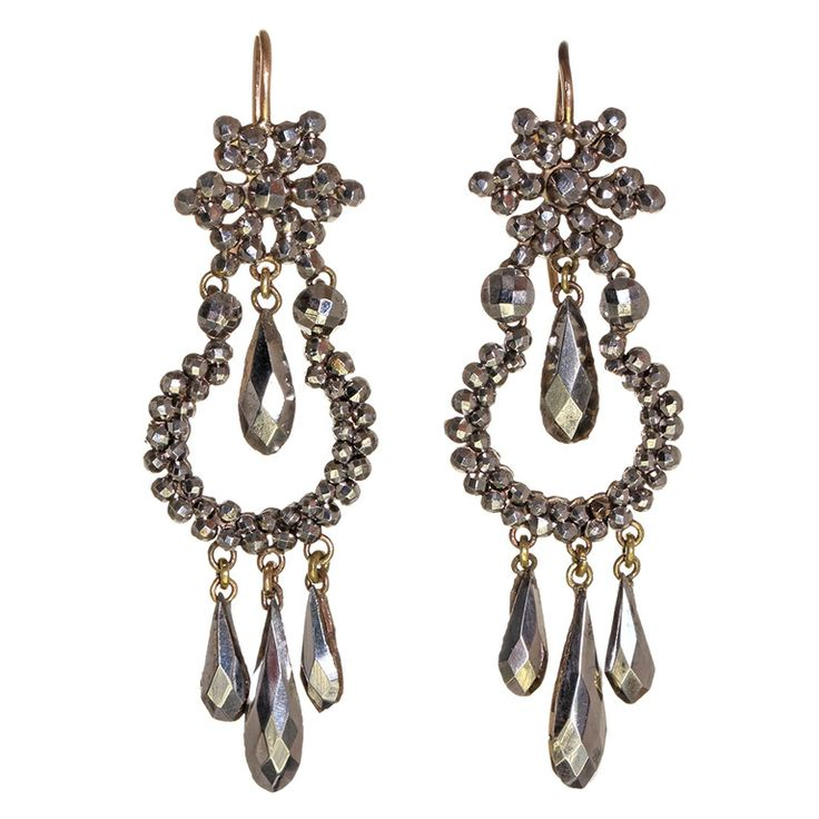 15 best CUT STEEL images on Pinterest | Marcasite jewelry, Antique ...