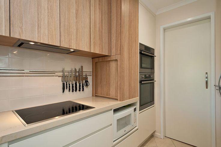 177 best polytec ravine embossed woodgrain images on pinterest for Wood grain kitchen doors