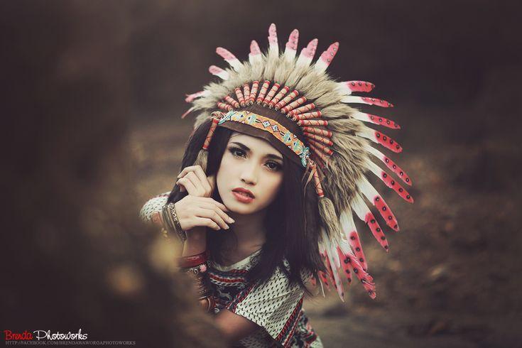 Tribal v.1 by brenditaworks.deviantart.com on @deviantART