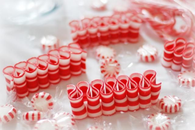 Ribbon candy is an old-fashioned favorite. This hard candy recipe is a traditional pulled candy that can be colored and flavored in any way you like.                                                                                                                                                                                 More