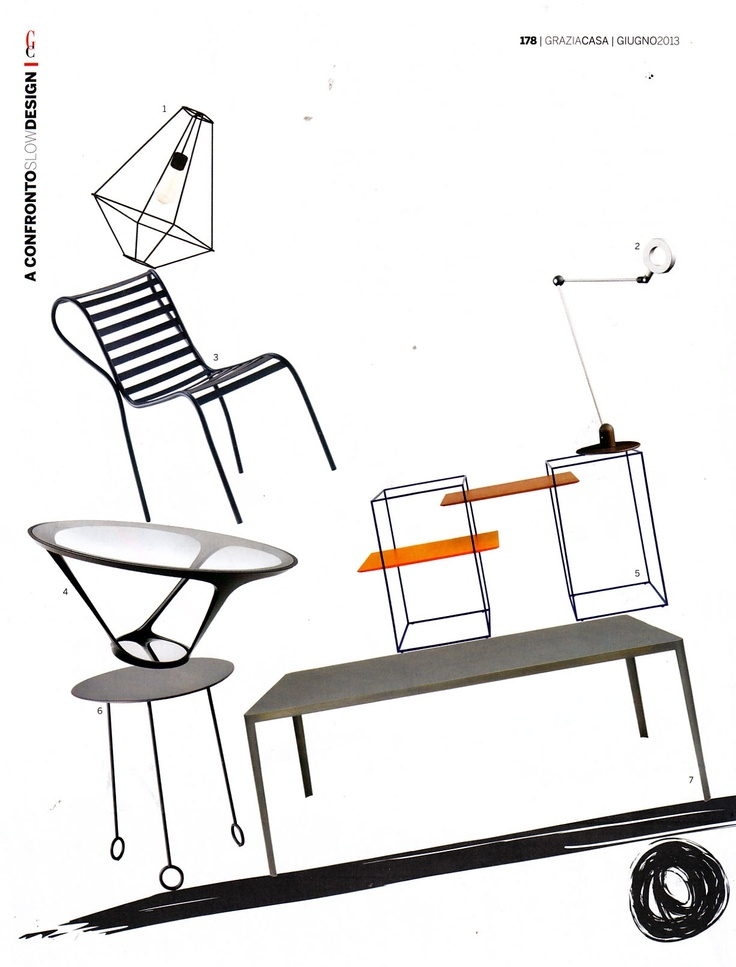 L'Amica: the eclectic lamp by Martinelli Luce