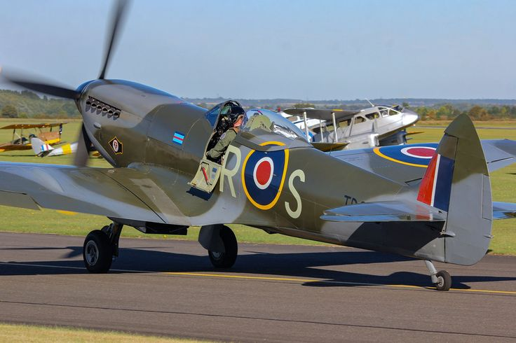 Supermarine Spitfire LF.XVIe by Daniel-Wales-Images