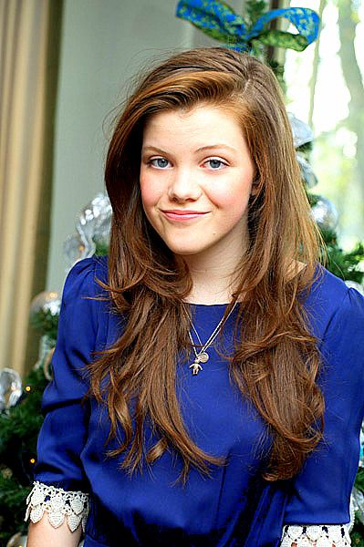 Georgie Henley From Chronicles of Narnia