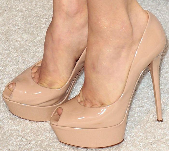 2017 new spring women shoes open toe sexy high heels platform brand fashion pumps