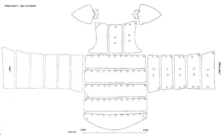 how to build foam medieval armour