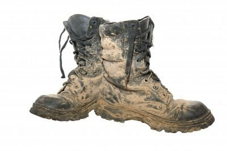 Nothing beats a good pair of boots & the fun had in them