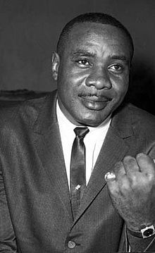"""Charles L. """"Sonny"""" Liston (unknown – December 30, 1970) was an American professional boxer known for his toughness, punching power and intimidating appearance, who became World Heavyweight Champion in 1962 by knocking out Floyd Patterson in the first round. Liston failed to live up to his fearsome reputation in an unsuccessful defense of the title against Cassius Clay (Muhammad Ali)....He is ranked number 15 in The Ring magazine's 100 Greatest Punchers of All Time."""