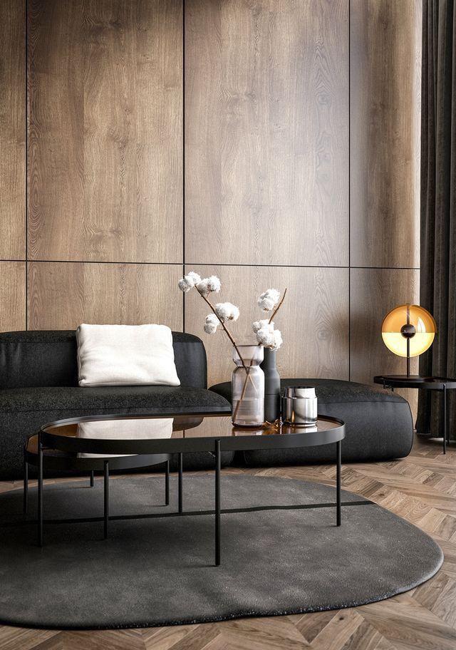 Machen Sie Ihr Wohnzimmer luxuriöser – Jessica Elizabeth