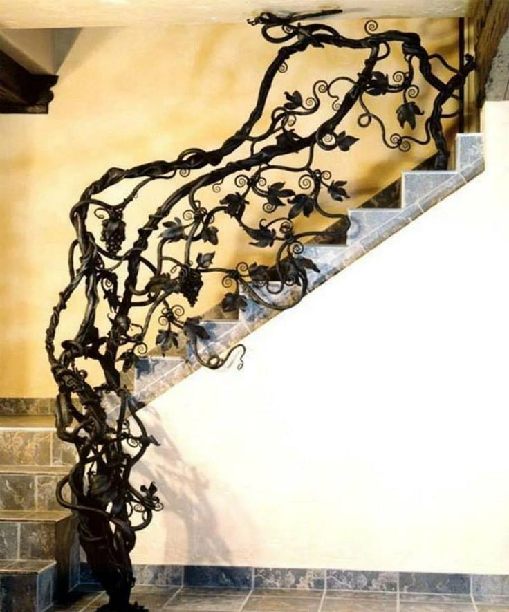 "This banister is too beautiful not to share. But we know you have the most interesting comments. What do you think of it? We have an amazing collection of staircases on our ""Buying a Stairway to Heaven"" on our site at http://theownerbuildernetwork.co/ideas-for-your-rooms/staircases-gallery/buying-a-stairway-to-heaven-2/ We're looking forward to reading your opinions..."