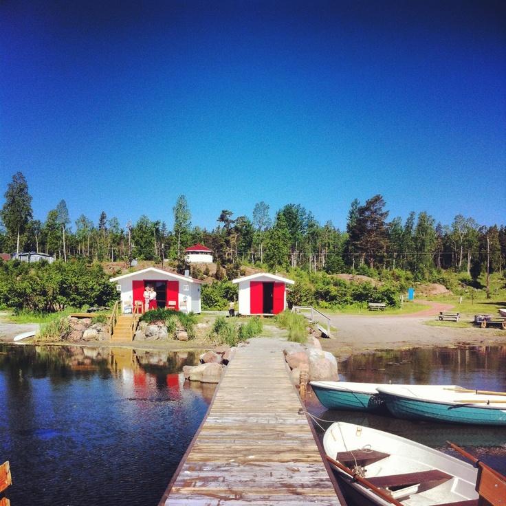 Aland Islands  Söderhagen Gästhem o Camping  http://www.soderhagen.ax/ Our neighbour island Ahvenanmaa.