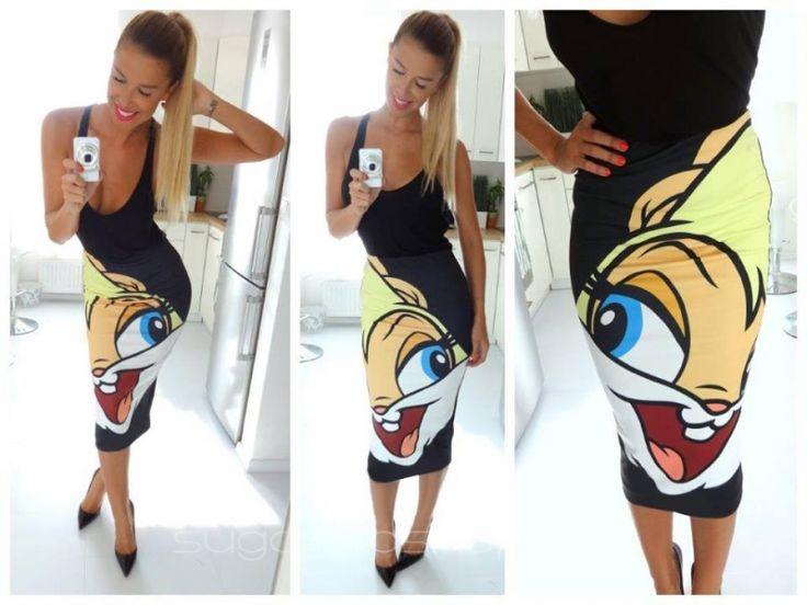 Looney Tunes Sugarbird Bugs Bunny Lola Bunny Sugarbird Dress