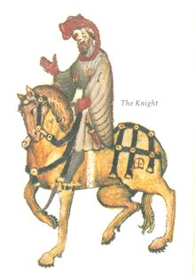 The Knight's Tale Notes from The Canterbury Tales