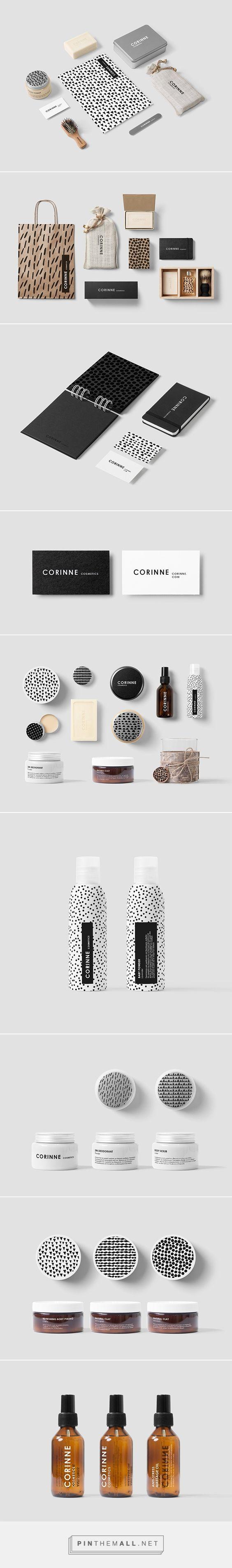 Corinne Cosmetics Packaging on Behance | Fivestar Branding – Design and Branding Agency & Inspiration Gallery