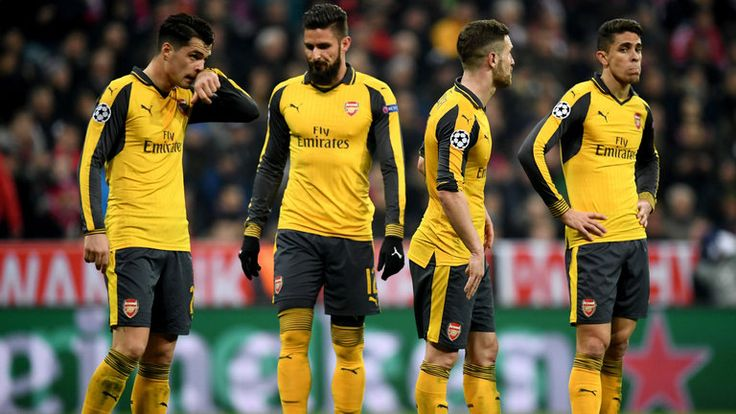 nice Arsenal's loss to Bayern Munich is 'embarrassing' for the club, says Paul Walsh | Football News Check more at https://epeak.info/2017/02/15/arsenals-loss-to-bayern-munich-is-embarrassing-for-the-club-says-paul-walsh-football-news/