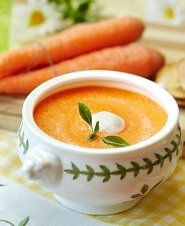 My Slimming World Carrot Soup Recipe