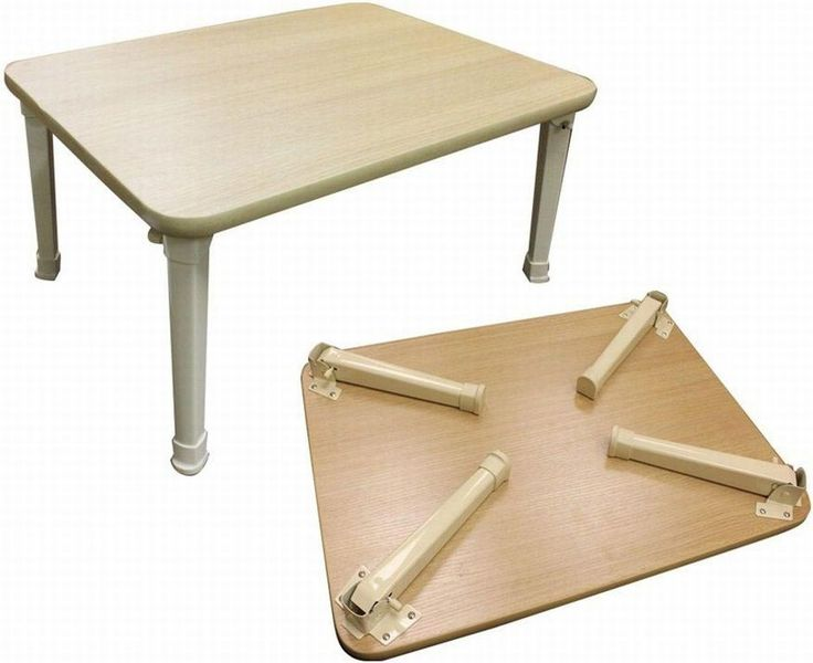 Attractive Folding Coffee Table Legs More