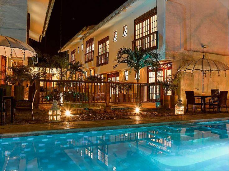 Guaduas, Cundinamarca. Danilo Perdomo El hotel Casablanca, es una casona recuperada del siglo XVII.