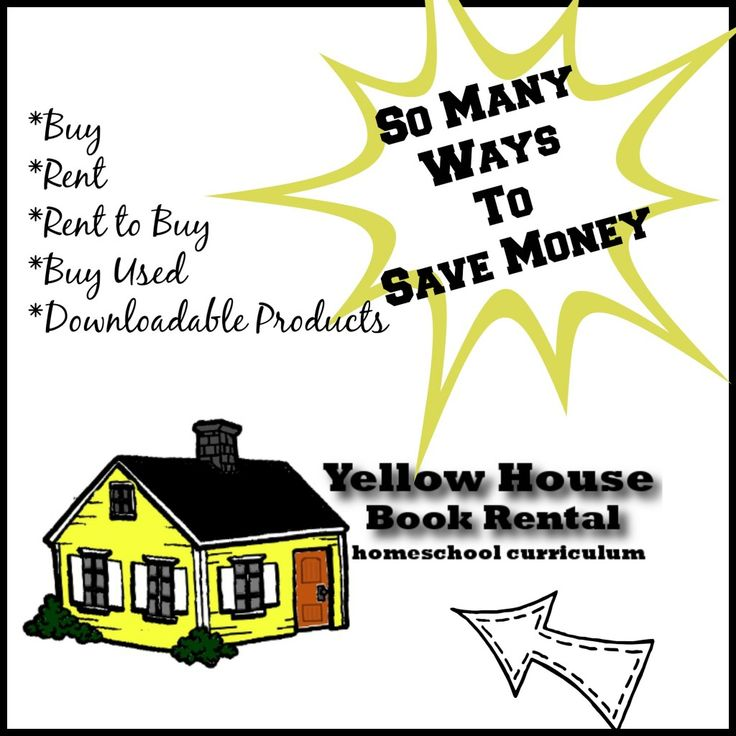 Yellow House Book Rental- Budget Friendly Homeschool Curriculum SO MANY OPTIONS!!! ***ENTER THE GIVEAWAY FROM WRITESHOP*****