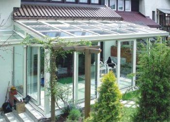 Alupromat - Aluminiowe ogrody zimowe, werandy, zadaszenia i obudowy tarasów, obudowy basenów