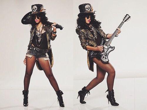 Rihanna as Slash