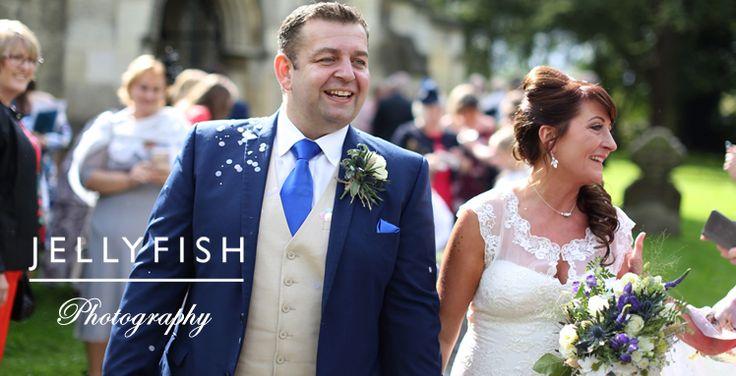 JELLYFISH PHOTOGRAPHY WEDDING ST MARY THE VIRGIN EATON BRAY