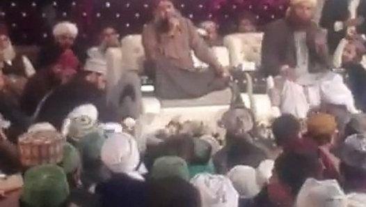 Owais Raza Qadri New Live Mahfil e Naat At Faisalabad Owais Raza Qadri New Live Mahfil e Naat At Faisalabad