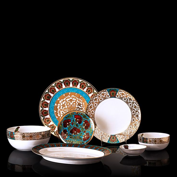address home brings you a vast collection of dinner sets for your dining room ready