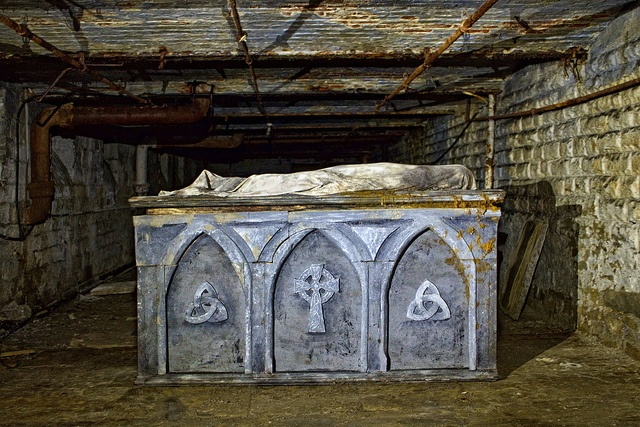 Corpse In The Basement! by tj.blackwell, via Flickr