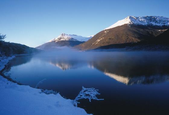 Lago Deseado, Tierra del fuego - Chile