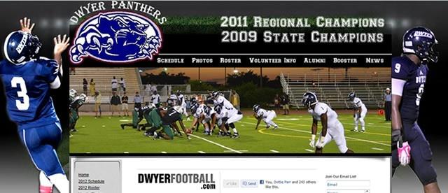Dwyer High School Football - Nationally ranked football program