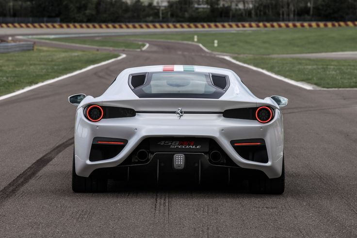One-Off 458 MM Speciale Is Ferrari Catering To A Customer's Request