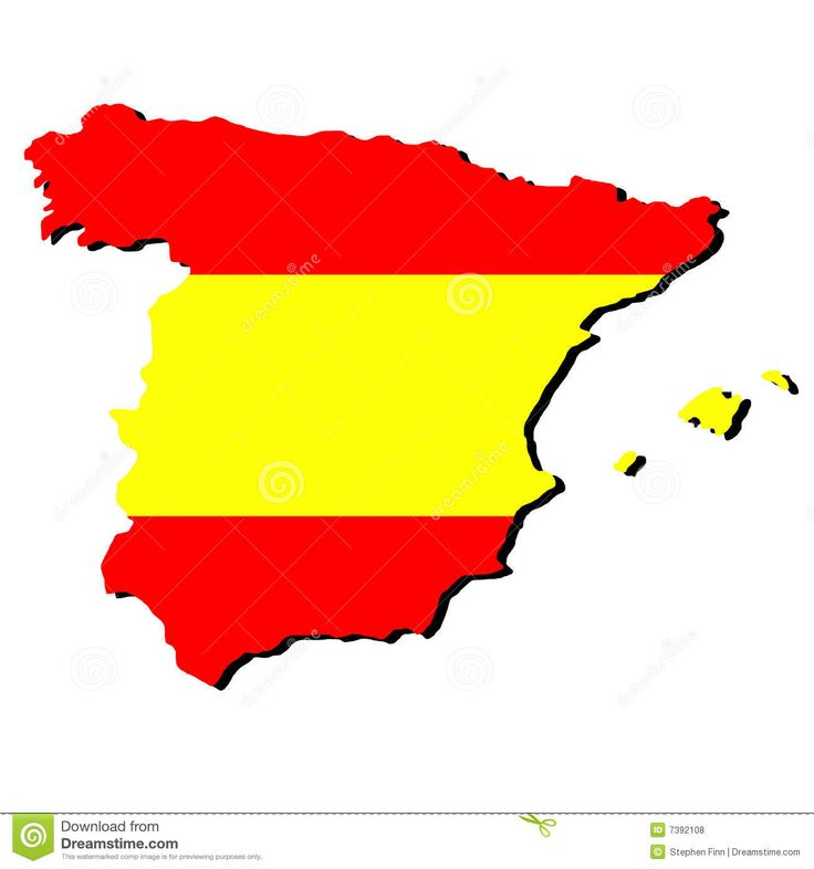 spain map in flag - Google Search