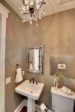 Wall color is Bennington Gray by Benjamin Moore.  Beautiful warm tan.