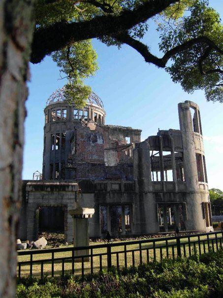 Hiroshima - Dôme du souvenir