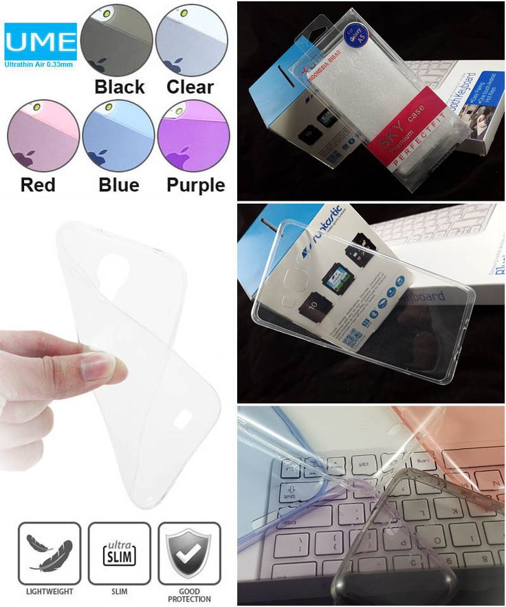 Ume Ultrathin Air Case 0.3mm Samsung Galaxy A5 a500