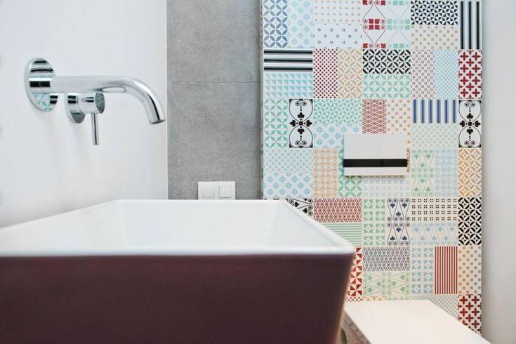 Wzorzyste motywy w łazience - Lovingit.pl