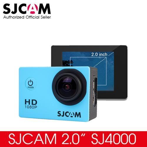 Original 2.0 Inch LCD SJ4000 SJCAM Action Camera Waterproof Camera 1080P Full HD Helmet Camera Underwater Sport DV - SaveMajor.com
