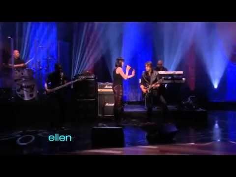 "Jessie J Performs ""Nobody's Perfect"" on The Ellen Show"