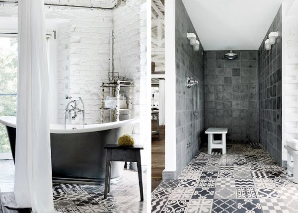 25 best Fliesen EG images on Pinterest Flooring, Floors and - klick fliesen küche